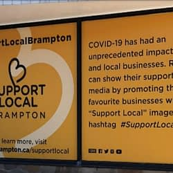 Brampton multimedia blitz will encourage residents to Support Local
