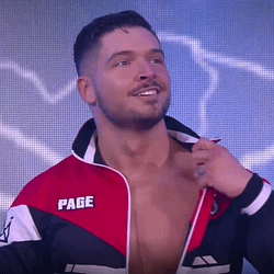 Hamilton's 'All Ego' Ethan Page debuts with All Elite Wrestling as mystery ladder match participant