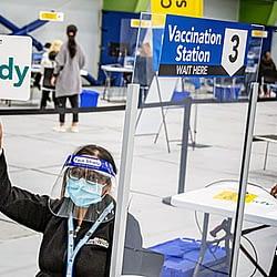 Brampton gets new COVID vaccination site run by William Osler