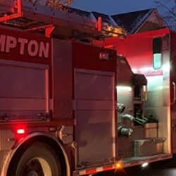 Woman found dead at Brampton fire scene, homicide investigators take man into custody