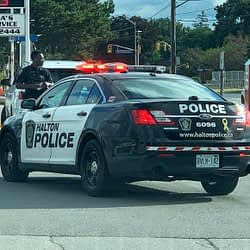 Burlington man arrested in connection with thefts from vehicles near Oakville and Milton construction sites