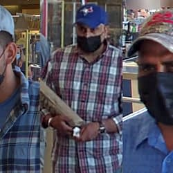 Police seeking to identify suspects after theft at LCBO in Oakville