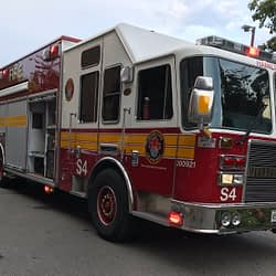 Officials investigating 'suspicious fire' at Hamilton COVID-19 testing centre