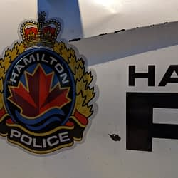 No threat to public safety as police respond to incident in central Hamilton