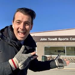 Milton's aging John Tonelli arena getting $1.4M renovation