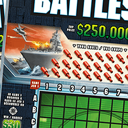Brother and sister-in-law from Hamilton win six-figures with Instant Battleship