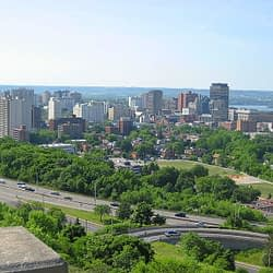 Hamilton ranked second-best mid-sized city in North and South America