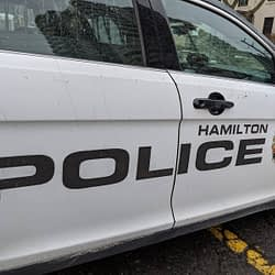 Hamilton Police conduct 'sudden death' investigation along Beach Blvd