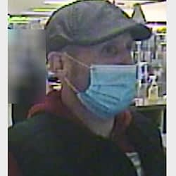 Halton police looking to identify suspect after theft at Georgetown LCBO