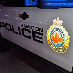 UPDATE: Hamilton street closed after collision