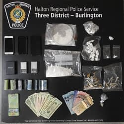Burlington drug investigation leads to four arrests