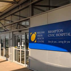 Falling COVID cases helps ease pressure on Brampton Civic Hospital