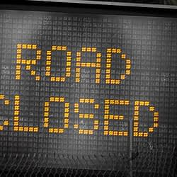 Portion of Hamilton Mountain access closed today for maintenance