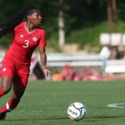 Two Brampton players named to Canada's Olympic women's soccer squad