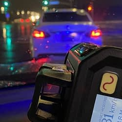 """Came as a shock"": Driver stopped for going over double the speed limit in Brampton"